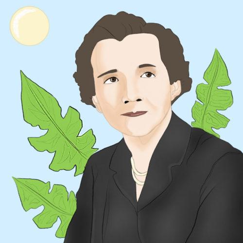 Rachel Carson - Pittsburgh's Conservationist
