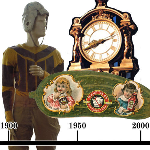 Timeline of Pittsburgh