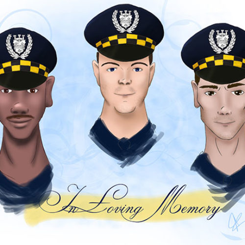 Remembering Three Pittsburgh Police Officers Dead