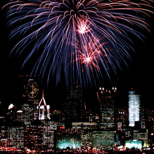 Best Places to Watch Fireworks in the Burgh